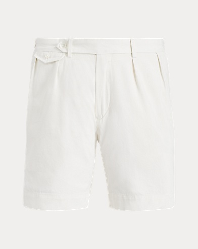 Classic Fit Pleated Short. Polo Ralph Lauren