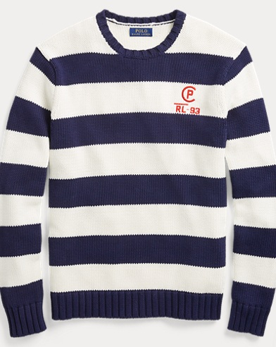 CP-93 Striped Cotton Jumper