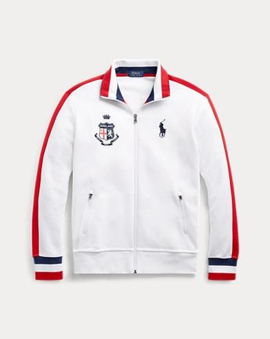 England Track Jacket