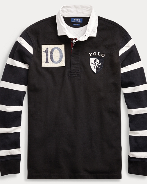 Fit Cotton Cotton Fit Rugby Shirt Shirt Classic Rugby Classic Classic 8N0wOPkZXn