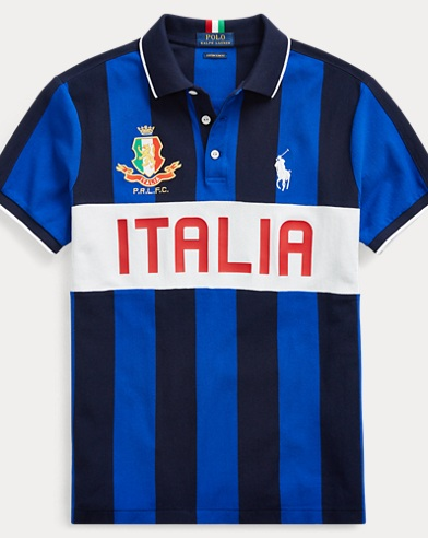 Custom Slim Fit Italy Polo