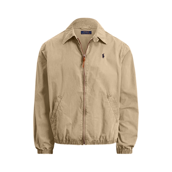 폴로 랄프로렌 Polo Ralph Lauren Bayport Cotton Jacket,Luxury Tan
