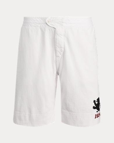 Shorts aus Baumwolljersey