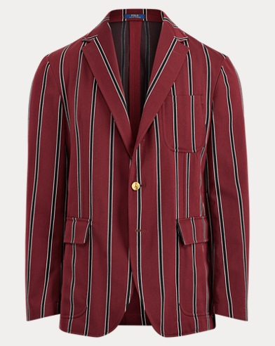 Striped Cricket Blazer