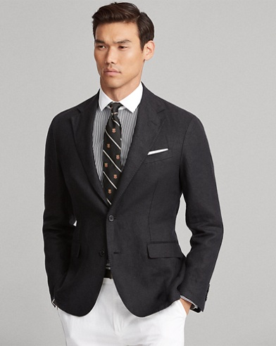 Morgan Linen Canvas Sport Coat