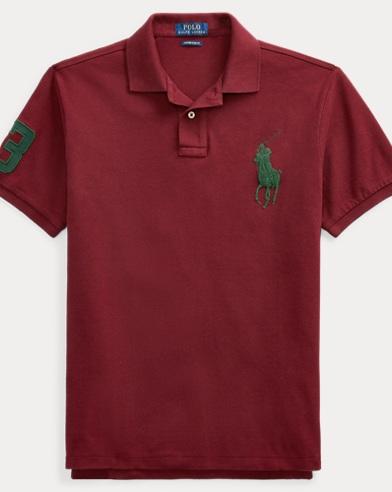 Slim Fit Mesh Polo Shirt bf413dcaa02a