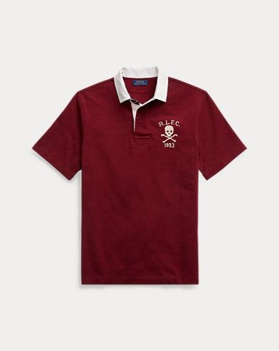 Classic-Fit-Rugbyhemd aus Baumwolle