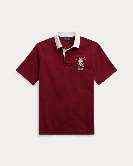 d7445b54 Polo Ralph Lauren Classic Fit Cotton Rugby Shirt 1