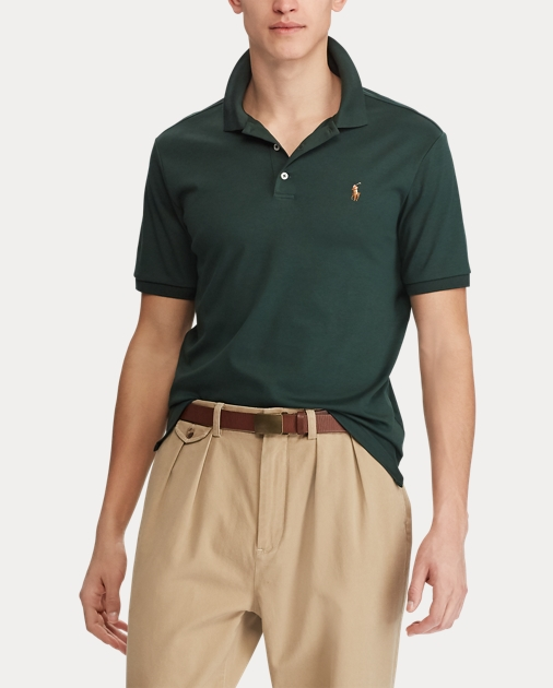 Fit Slim Touch Polo Shirt Soft IYf7gvby6