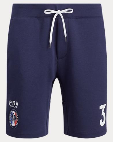 Doppellagige Shorts Frankreich