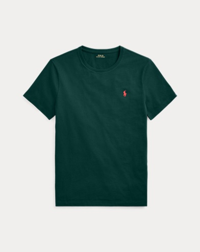 Camiseta de algodón custom slim fit