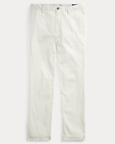 Slim-Fit Stretch-Chino
