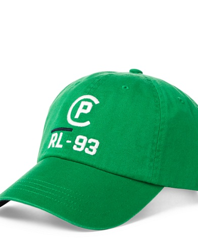 CP-93 Cotton Chino Cap