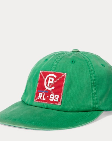 CP-93 Fitted Cotton Cap