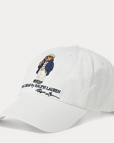 Sailor Polo Bear Chino Cap