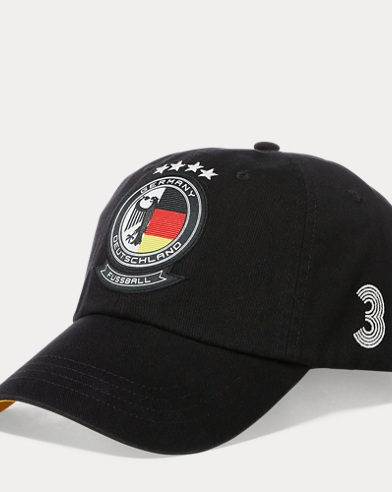 Germany Cotton Chino Cap