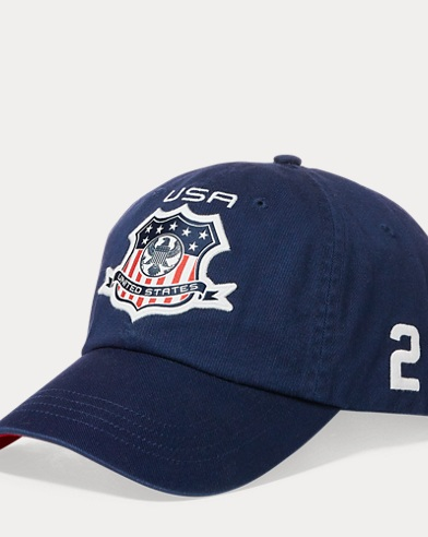 USA Cotton Chino Cap