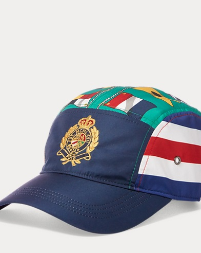 Boating-Flag Cap