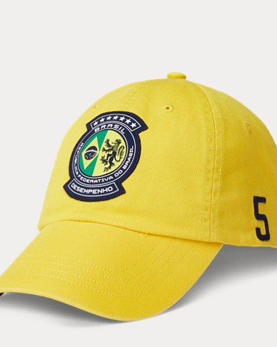 Brazil Cotton Chino Cap