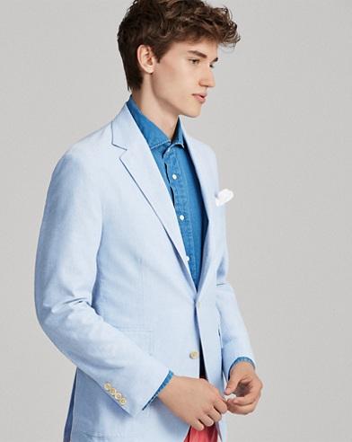 Morgan Oxford Suit Jacket