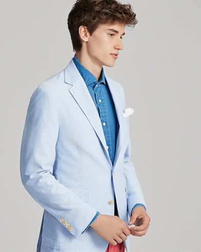 Morgan Oxford Suit Jacket