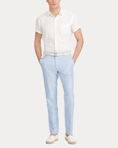 Ralph Lauren - Pantalon de costume Polo en oxford - 2
