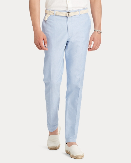 Ralph Lauren - Pantalon de costume Polo en oxford - 3