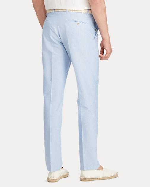 Ralph Lauren - Pantalon de costume Polo en oxford - 4