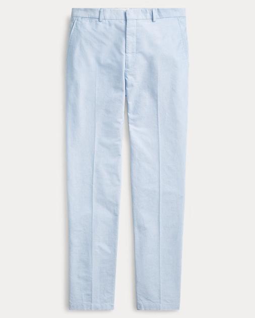 Ralph Lauren - Pantalon de costume Polo en oxford - 1