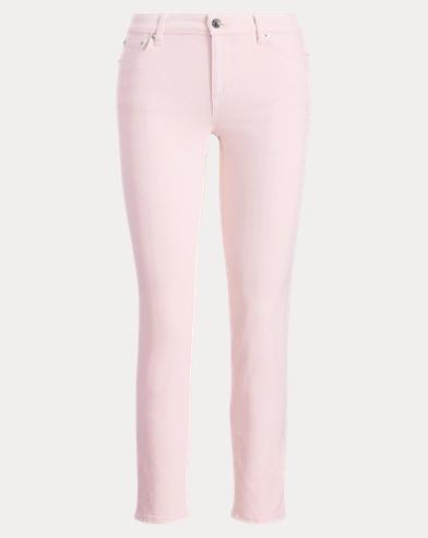 Straight Mid-Rise Jean