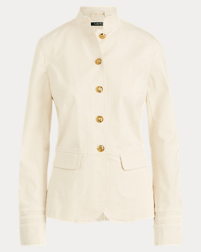 Canvas Officer's Jacket
