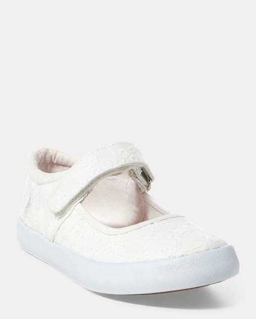 Child Pippa Eyelet Sneaker 2