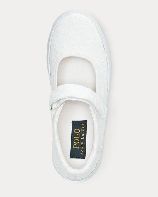 Child Pippa Eyelet Sneaker 3