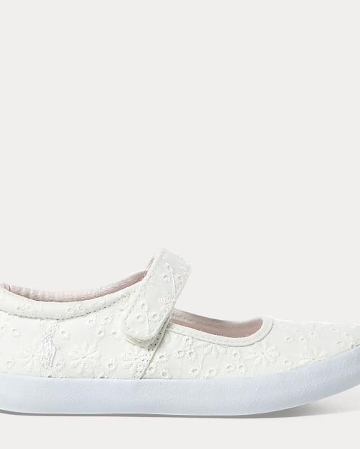 Child Pippa Eyelet Sneaker 1