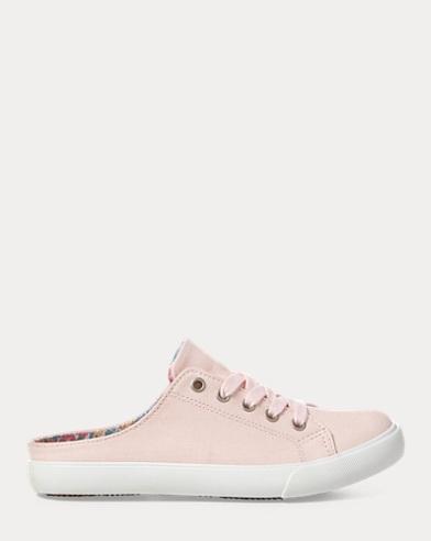 Callie Chino Sneaker Mule