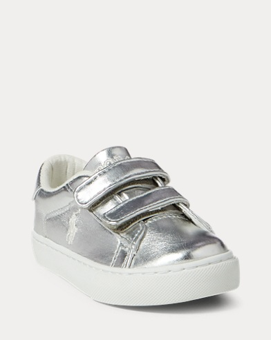 Easten EZ Faux-Leather Sneaker