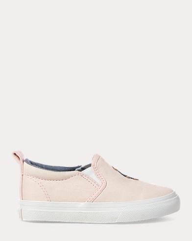 Carlee Polo Bear Chino Sneaker
