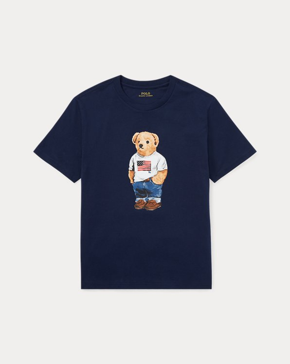 Polo Bear Cotton T-Shirt
