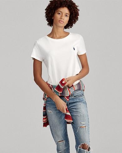 Maglietta oversize in cotone
