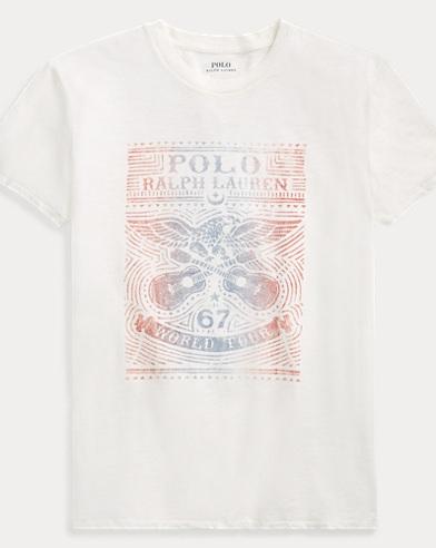 Concert Jersey Graphic T-Shirt