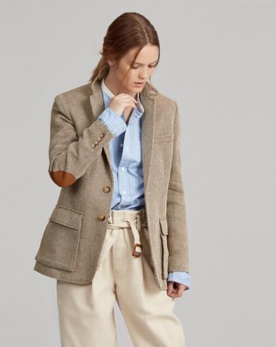 a60b135deec8a0 Women s Blazers - Cotton