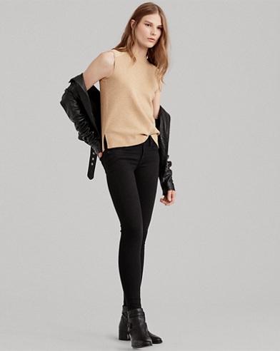 Knit Sleeveless Sweater
