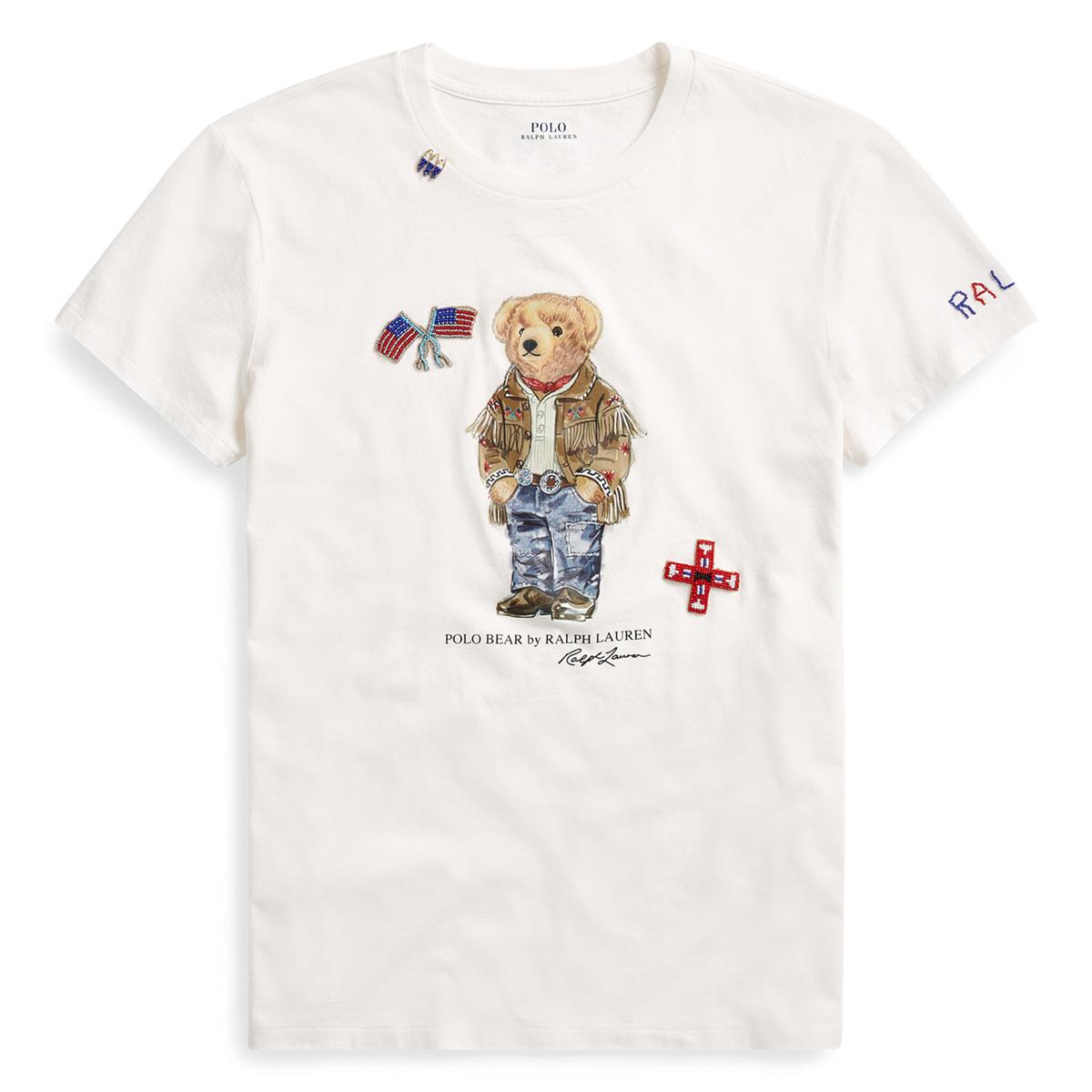 Cotton T Cotton Shirt Bear Bear T Polo Polo Shirt N0wPk8OXnZ