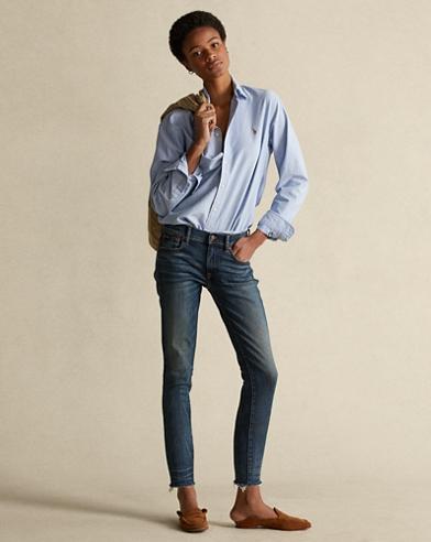09967aa2e35 Women's Designer Jeans in Skinny & Straight Leg | Ralph Lauren