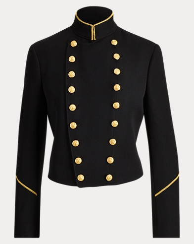 Wool Admiral's Jacket
