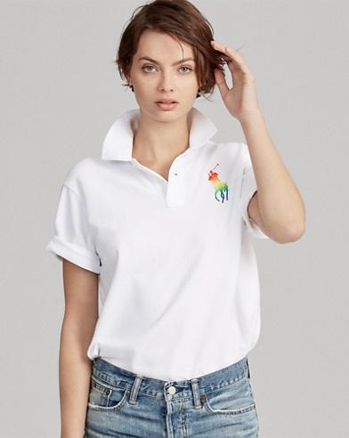 Pride Big Shirt Cotton Polo