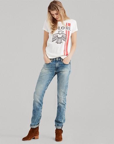 8c179cb0d890 Women s Designer Jeans in Skinny   Straight Leg   Ralph Lauren