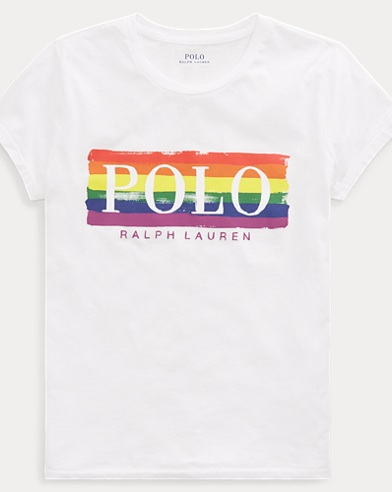 Pride Logo Graphic T-Shirt