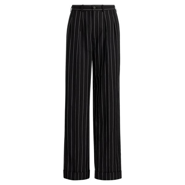 LINEN-COTTON STRAIGHT PANT