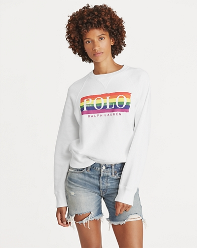 Fleece-Pullover Pride
